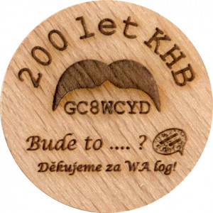 200 let KHB