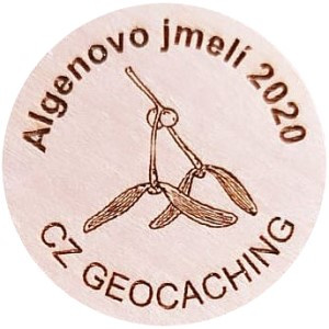 Algenovo jmelí 2020