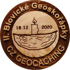 II. Blovické Geoskořápky