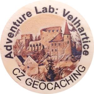 Adventure Lab: Velhartice