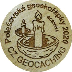 Polešovské geoskořápky 2020