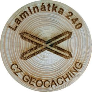 Laminátka 240