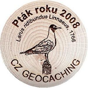 Pták roku 2008