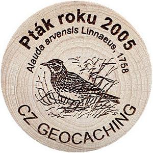 Pták roku 2005