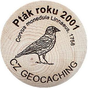 Pták roku 2001