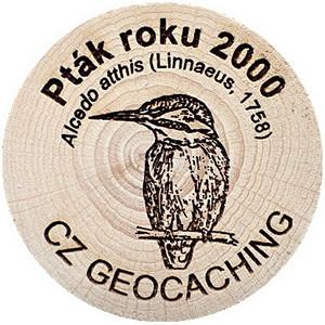 Pták roku 2000