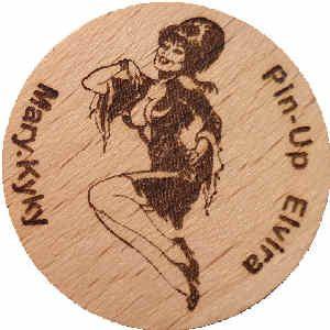 Mary.Kyky Pin-Up Elvira