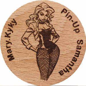 Mary.Kyky Pin-Up Samantha