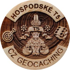 HOSPODSKÉ T5