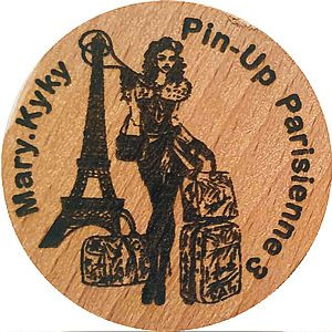 Mary.Kyky Pin-Up Parisienne 3