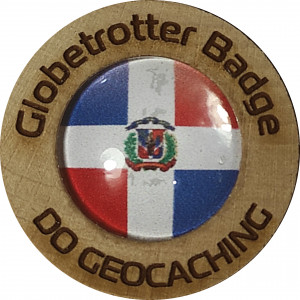 Globetrotter Badge