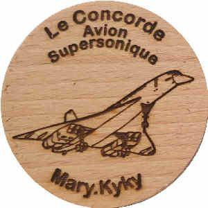 Mary.Kyky Le Concorde