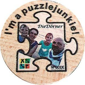 I'm a puzzlejunkie!