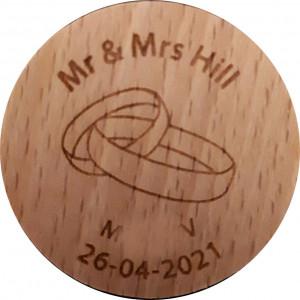 Mr & Mrs Hill