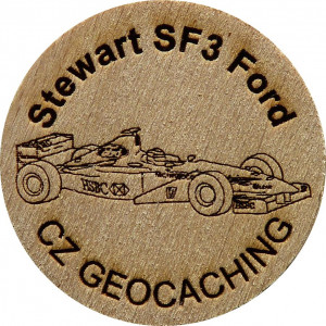 Stewart SF3 Ford