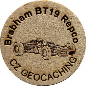 Brabham BT19 Repco