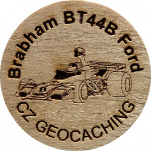 Brabham BT44B Ford