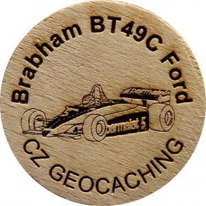 Brabham BT49C Ford