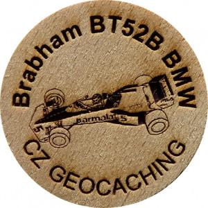 Brabham BT52B BMW