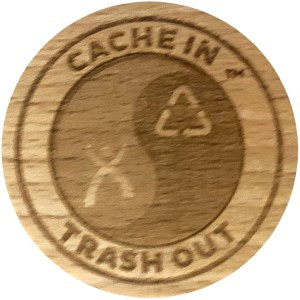 CACHE IN TRASH OUT