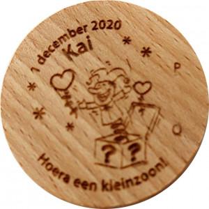 1 december 2020 Kai