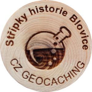 Střípky historie Blovice