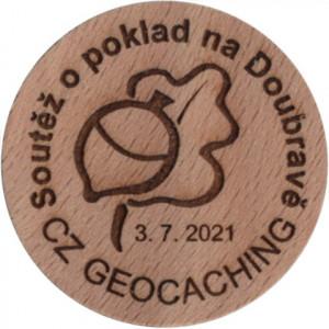 Soutěž o poklad na Doubravě
