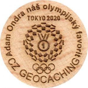 Adam Ondra náš olympijský favorit