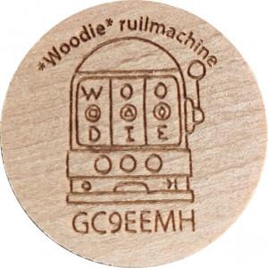 *Woodie* ruilmachine