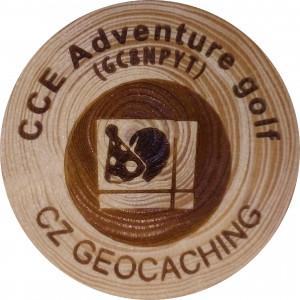 CCE Adventure golf