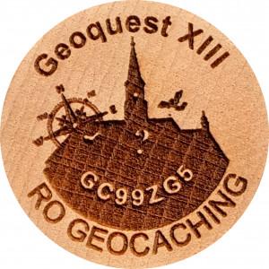 Geoquest XIII