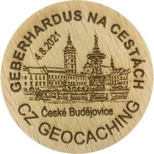 GEBERHARDUS NA CESTÁCH