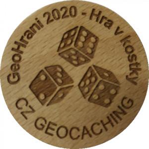 GeoHrani 2020 - Hra v kostky