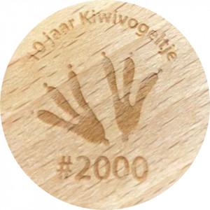 10 jaar Kiwivogeltje #2000