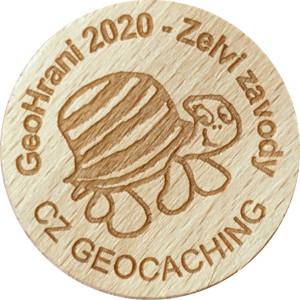GeoHrani 2020 - Zelvi zavody