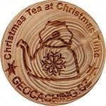 Christmas Tea at Christmas Time