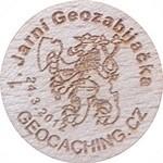 1.Jarní Geozabijačka