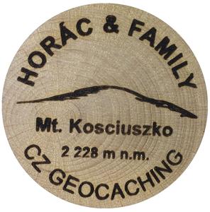 HORÁC & FAMILY