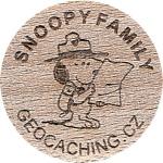 SNOOPY FAMILY