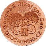 Gogees & Biker von Geo