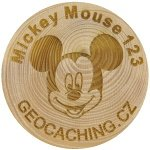 Mickey Mouse 123 (cwg03218)