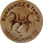 RobdomCZ & family