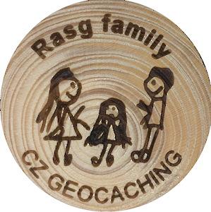 Rasg family