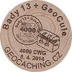 Bady 13 + GeoCule