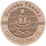Oyunke Thanka