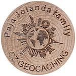 Paja Jolanda family