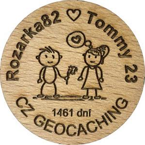 Rozarka82 ♥ Tommy 23