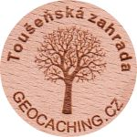 Toušeňská zahrada