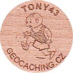 TONY43
