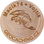 Macik74 + Vojtík
